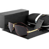 Designer Fashion Aviator Style Polarized Sunglasses For Men