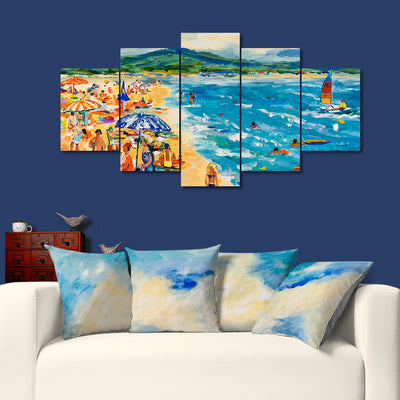Custom Framed Quality Canvas Prints - Signature Collection - Beach Scenes