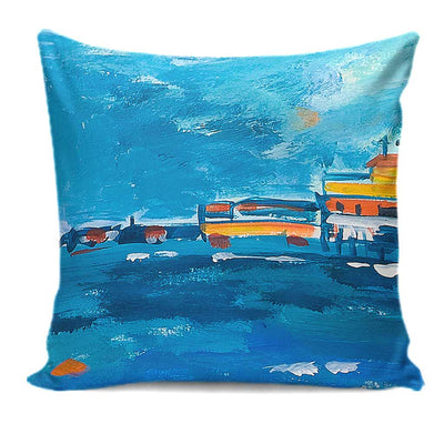 Premium Pillow Cushion Covers - Beach 03