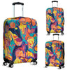 Artistic Printed Luggage Covers – Musicians Series 03 - high quality prints by Melbourne-born artist Lois Campbell, well renowned for her bright colors and bold, spontaneous strokes. Unique to MyEmporium.com - a world of style just for you
