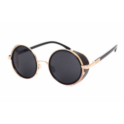 Elegant Vintage Steampunk Sunglasses for Women