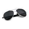 Unisex Polarized Pilot Sunglasses