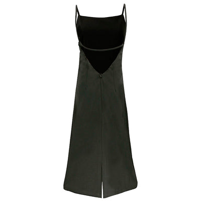 Women's Sexy Backless Summer Dress
