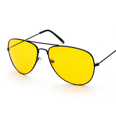 Night Driving Pilot Sunglasses for Men