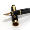 Fountain Pens with Gold Trim and Gold Tip Nib