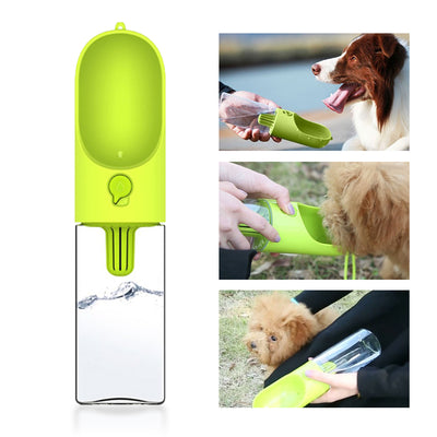 Portable Drinking Bottle For Dogs And Cats