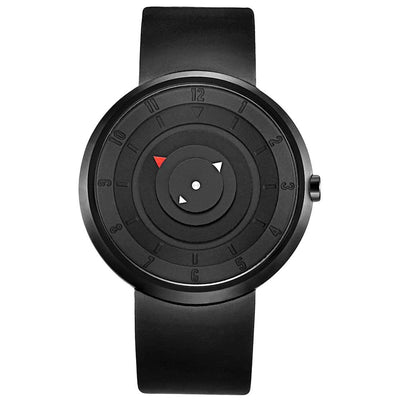 Minimalist Futuristic Designer, Dress or Casual Watch - nice watches for men