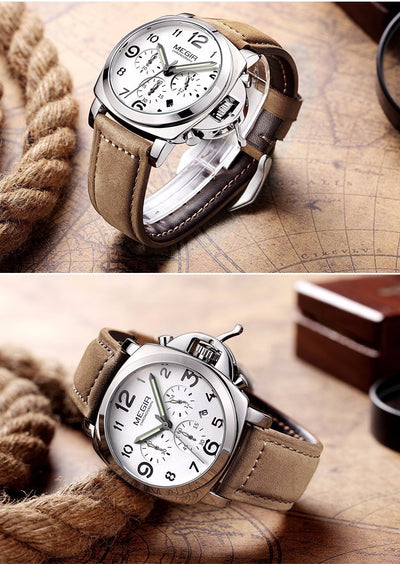 Designer Fashion Chronograph Watch for Men