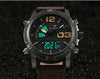 Casual Fashion Sports Chronograph Watches for Men