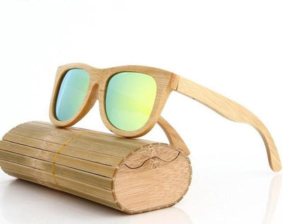 Designer Sunglasses for Men - Casual Wooden