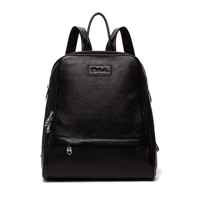 Women's Leather Fashion Backpacks - Genuine Leather in Large or Small Sizes