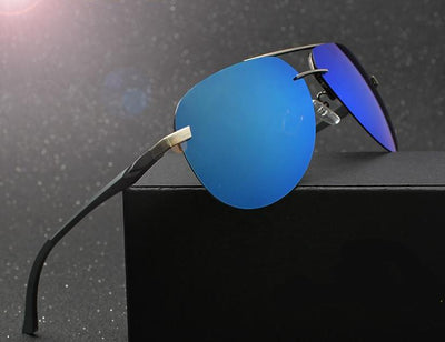 Men's Designer Sunglasses - Aviator Fashion