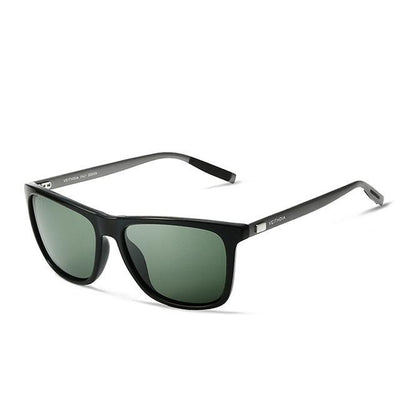 Polarized Retro Designer Sunglasses for Men