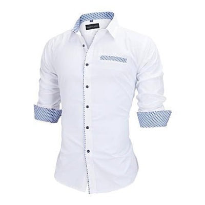 Men's Stylish Business Dress Shirts