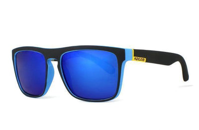 Unisex Polarized Designer Sunglasses in Myriad Colors