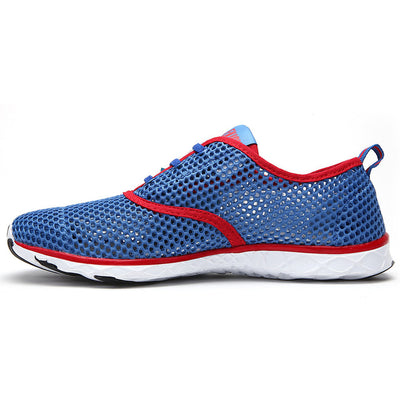 Breathable Sneakers - Men's Casual Shoes