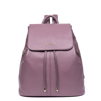 Women's Quality Fashion Leather Backpacks