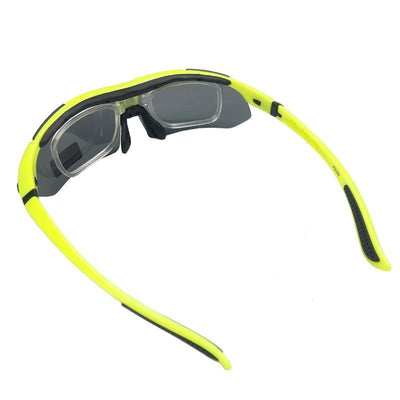 New Polarized Sports Sunglasses for Men