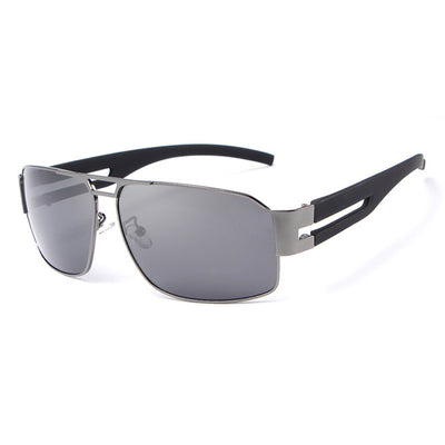 Retro Polarized Sunglasses for Men