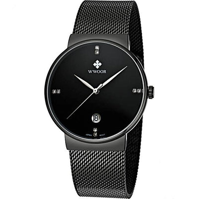 Men's Luxury Watches - Ultra-Thin Minimalist Dress Watch