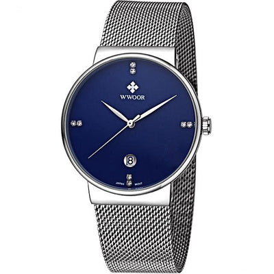 Luxury Ultra-Thin Minimalist Dress Watch for Men - nice watches for men