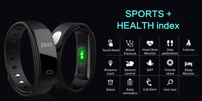 Digital Wrist Bracelet SmartWatch For Men