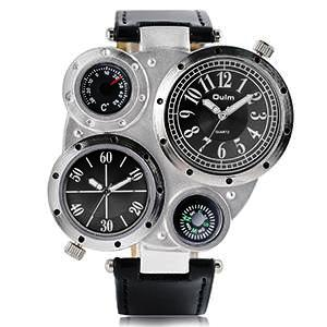 Men's Designer Vintage Watch - Eccentrique Precisionist Combinator
