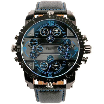 Men's Designer Vintage Watch - Eccentrique Precisionist Stratos