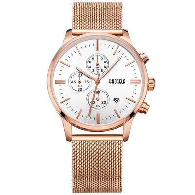 Business And Dress Luxury Quartz Chronograph Watch For Men