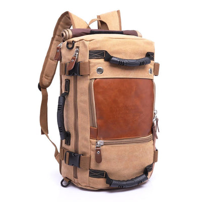 Large Capacity Men's Travel Backpack
