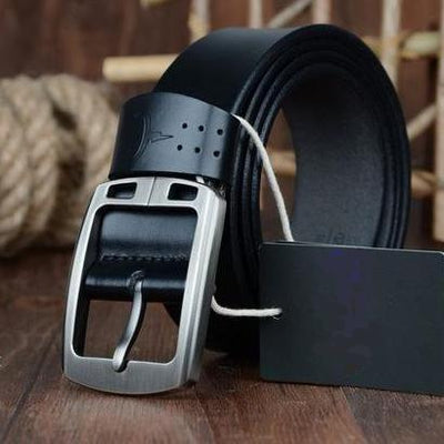 Men's Casual Dress Genuine Leather Belts