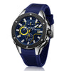 Military-Style Fashion Sports Chronograph Watch - nice watches for men