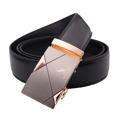 Men's Elegant Dress Belts