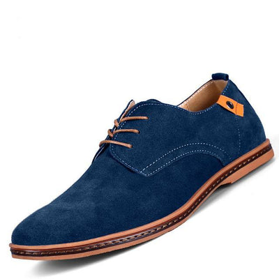 Casual Fashion Leather Oxford Shoes for Men