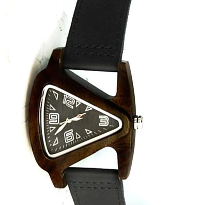 Men's Designer Watches - Crafted Wooden Watch