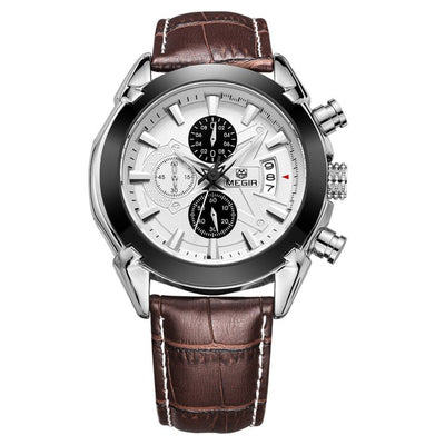 Luxury Dress & Sports Chronograph Watch for Men