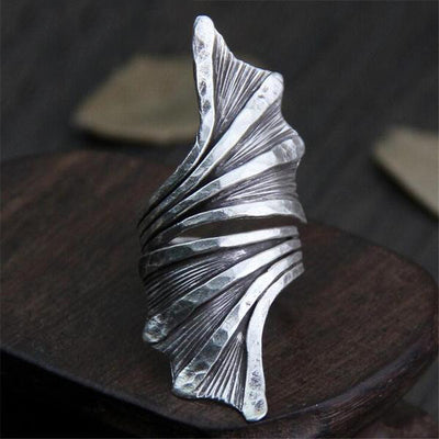 Sterling Silver Fashion Ring Women