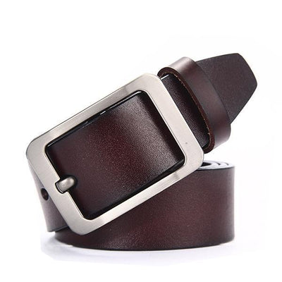 Men's Casual Fashion Quality Leather Belts
