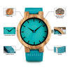 Wooden Trendy Fashion Watch For Men