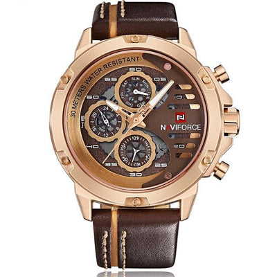 Stylish Business or Casual Multi-function Automatic Watches - nice watches for men