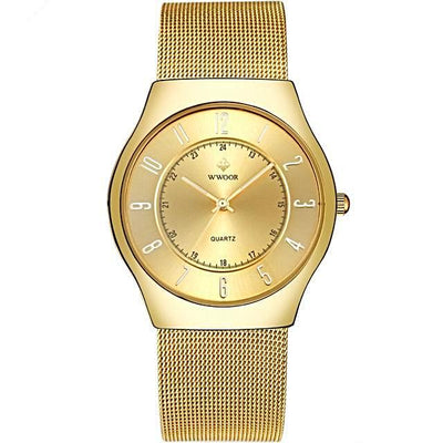 Luxury Ultra-Thin Fashion Watch for Men - nice watches for men