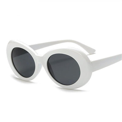 Women's Retro Oval Sunglasses - 1950's Style