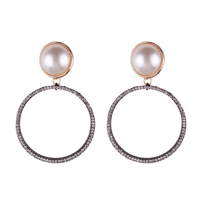 Women's Pearl Earrings