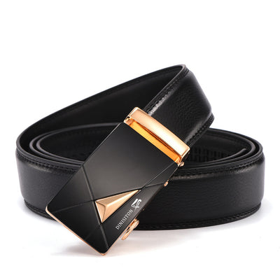 ALT_ Designer Fashion Genuine Leather Business Belts For Men