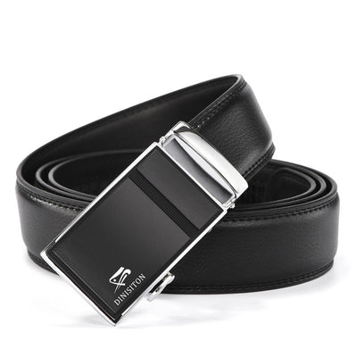 Men's Luxury Leather Dress Belts