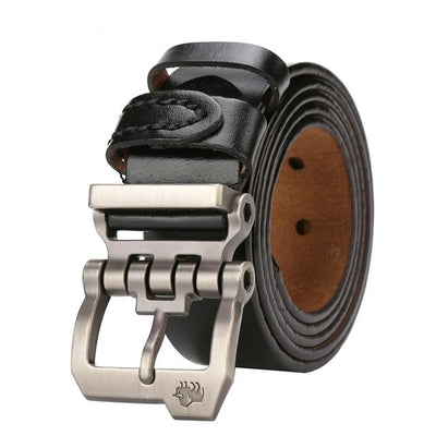 Men's High Quality Genuine Leather Designer Belts