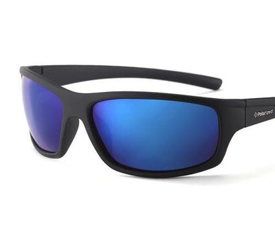 Polarized Polycarbonate Fashion Sunglasses for Men