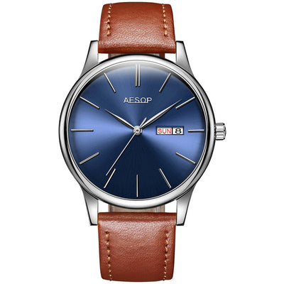 Men's Luxury Watches - Minimalist Dress Fashion