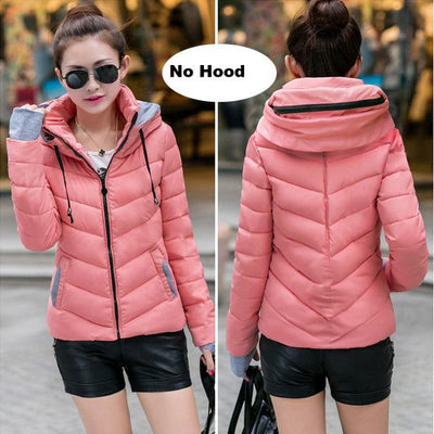 Women's Winter Quilted Jackets
