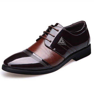 Oxford Leather Business and Formal Dress Shoes for Men